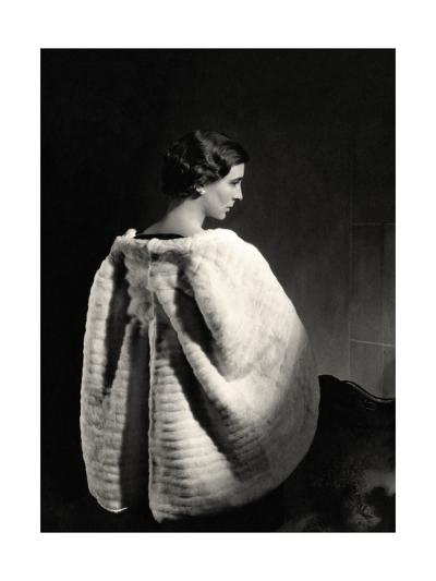 Vogue - November 1934-Horst P. Horst-Premium Photographic Print