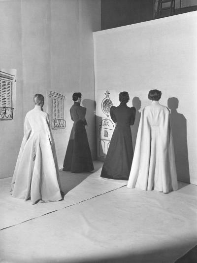 Vogue - November 1936-Cecil Beaton-Premium Photographic Print