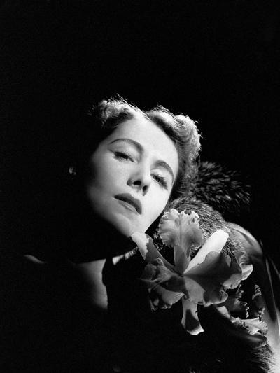 Vogue - November 1938-Horst P. Horst-Premium Photographic Print