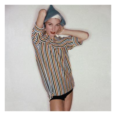 Vogue - November 1954-Clifford Coffin-Premium Photographic Print