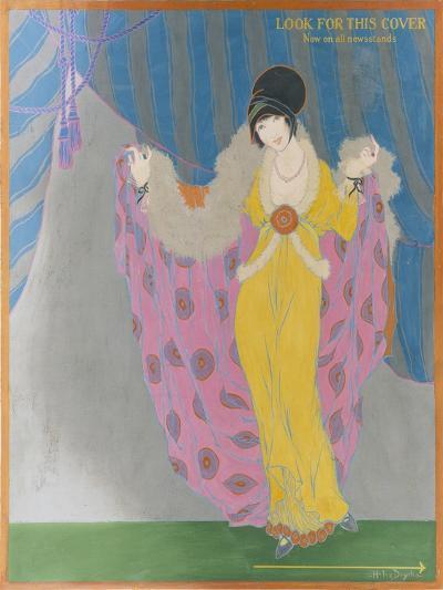 Vogue - October 1913-Helen Dryden-Premium Giclee Print