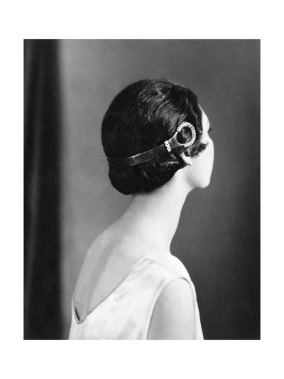 Vogue - October 1924-Edward Steichen-Premium Photographic Print