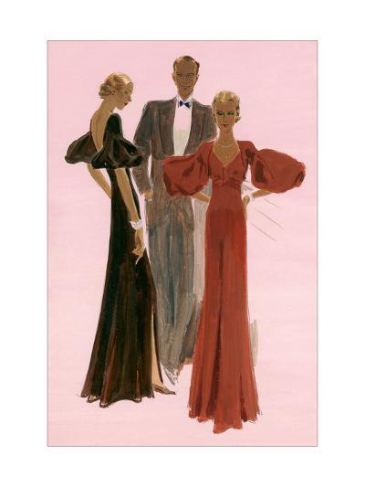 Vogue - October 1932-Eduardo Garcia Benito-Premium Giclee Print