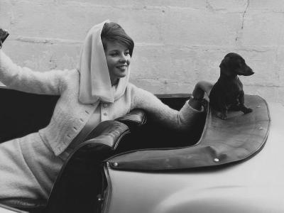 Vogue - September 1962-Horst P. Horst-Premium Photographic Print
