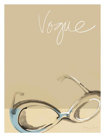 Vogue-Ashley David-Premium Giclee Print