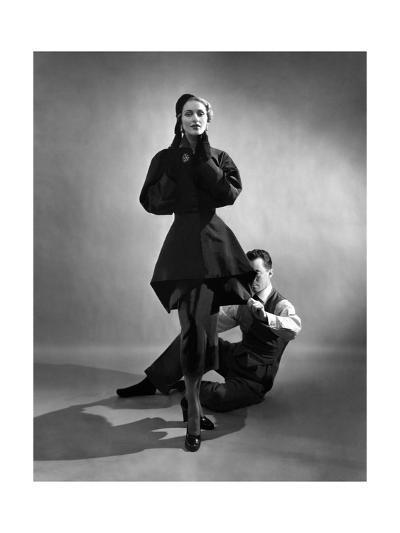 Vogue-Cecil Beaton-Premium Photographic Print