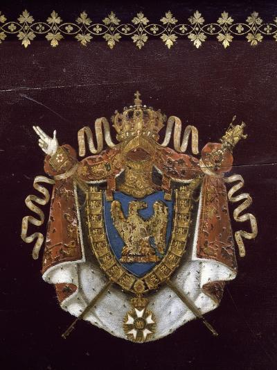"""Voiture de Napoléon pendant campagne de Russie : """"landau en berline"""", fourni par Getting en 1812.--Giclee Print"""