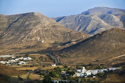 Volcanic Landscape in Cabo De Gata.-Gonzalo Azumendi-Photographic Print