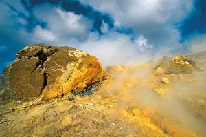 Volcano Italy
