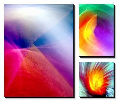 Volcano Visions-Douglas Taylor-Canvas Art Set