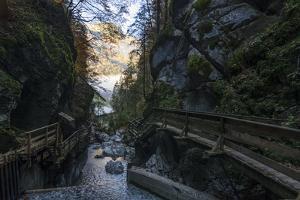 Seisenbergklamm, Austria, Salzburg, Pinzgau by Volker Preusser