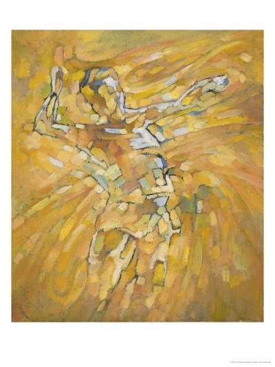 Volleyball-Hu Chang-Giclee Print