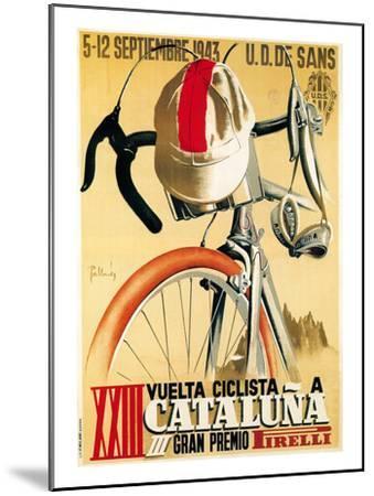 Volta Ciclista a Catalunya, 1943