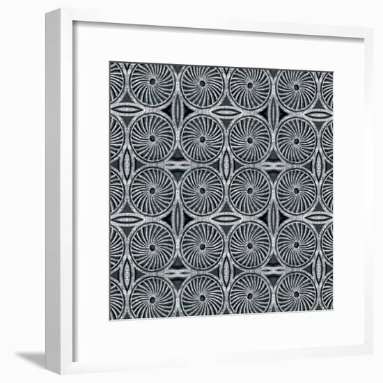 Volta V-Tony Koukos-Framed Giclee Print