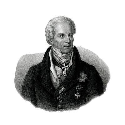 Von Hardenberg, 1750-1822--Giclee Print