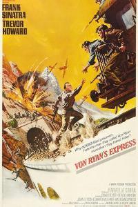 Von Ryan's Express, 1965, Directed by Mark Robson