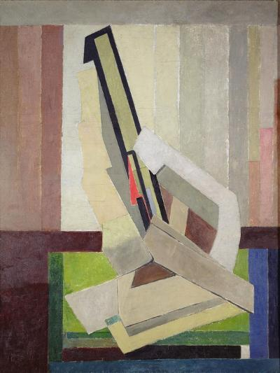 Vorticist Composition, c.1914-15-Lawrence Atkinson-Giclee Print