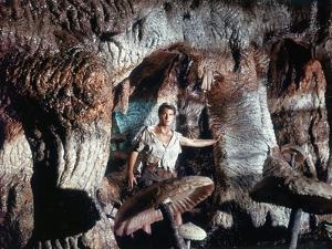 Voyage au centre by la terre JOURNEY TO THE CENTER OF THE EARTH by HenryLevin with Pat Boone, 1959
