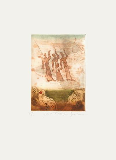 Voyage Au Del? De La Terre III-Ren? Carcan-Limited Edition