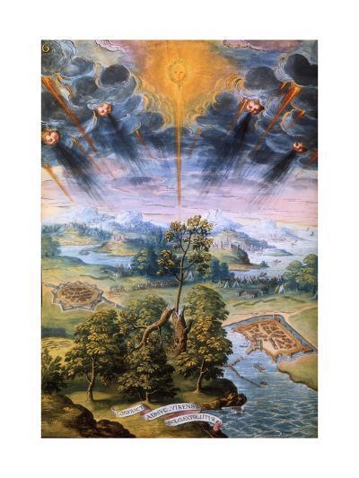 Voyage Dans Les Pouilles, 16th Century--Giclee Print