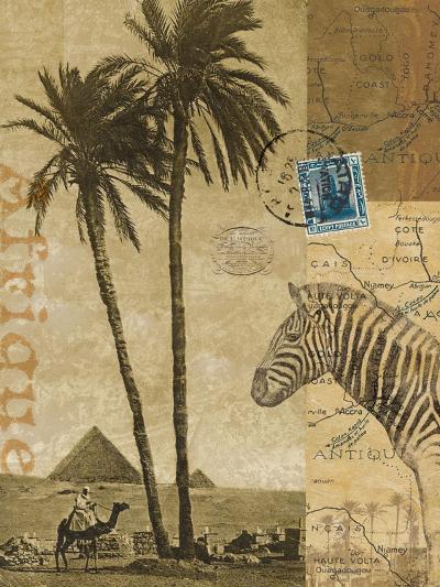 Voyage to Africa-Hugo Wild-Art Print