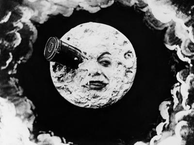 Voyage to the Moon, 1902 (Le Voyage Dans La Lune)
