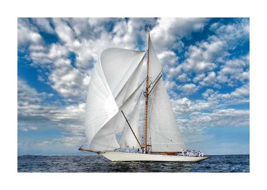 Voyage-Xavier Ortega-Giclee Print