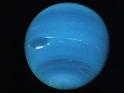 Voyager 2 Image of the Planet Neptune--Photographic Print