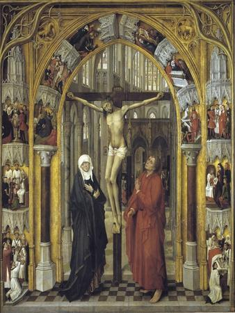 Redemption Tryptich: the Crucifixion