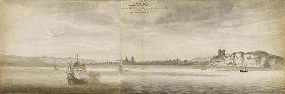 Vue de Dieppe-Willem Schellinks-Giclee Print