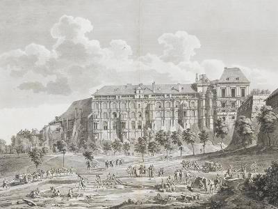 Vue du château de Blois--Giclee Print