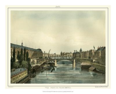 Vue Du Pont Royal--Giclee Print