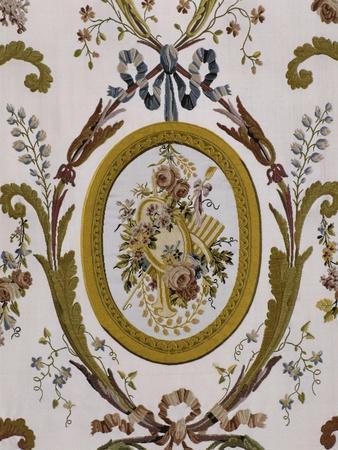 Vue intérieure : cabinets intérieurs de la Reine : cabinet du billard de Marie-Antoinette--Giclee Print