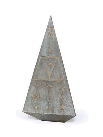 Vulcan Kir'Shara Artifact, Prop from 'Star Trek: Enterprise', C.2001