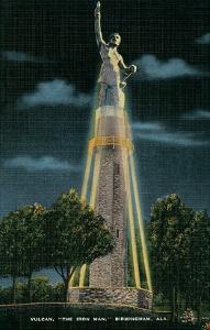 Vulcan Monument, Birmingham, Alabama