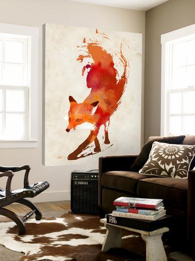 Vulpes Vulpes-Robert Farkas-Loft Art