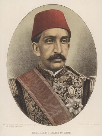 Abdul Hamid II, Ottoman Sultan