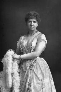 Anna Williams, Singer, 1890 by W&d Downey