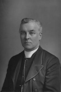 'Canon Fleming', c1891 by W&D Downey