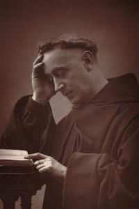 'Father Ignatius', c1891 by W&D Downey