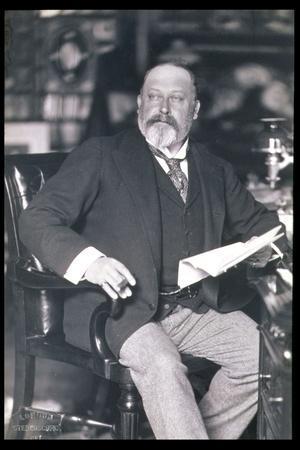 King Edward VII, c1902-1905