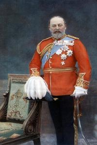 King Edward VII, Early 20th Century by W&d Downey