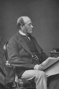 'Lord Cranbrook', c1891 by W&D Downey