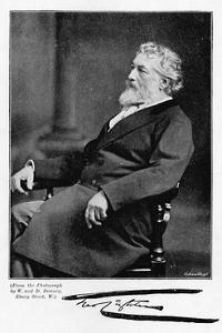 'Lord Leighton', c1890, (1896) by W&D Downey