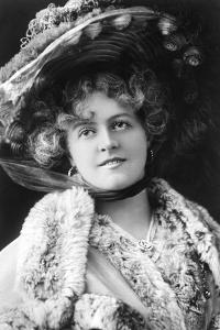 Marie Studholme (1875-193), English Actress, 1900s by W&d Downey