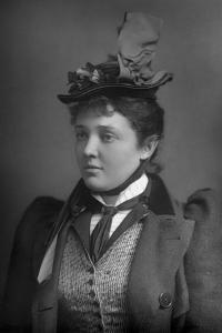 Marion Lea, 1893 by W&d Downey