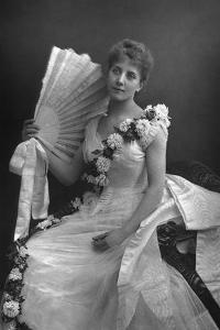 Maude Millett, Actress, 1890 by W&d Downey