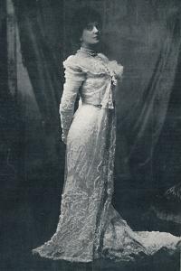 'Miss Lena Ashwell', 1900 by W&D Downey