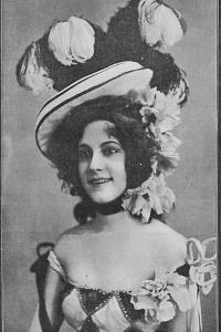 'Miss Mabelle Gilman, the Bewitching Girl in the Casino - The Casino Girl at the Shaftesbury', 1 by W&D Downey
