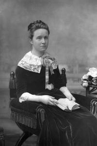 Mrs Henry Fawcett, 1890 by W&d Downey